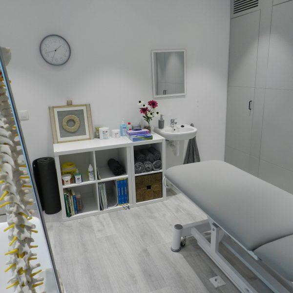 Consulta Umana fisioterapia y osteopatia en Barañain