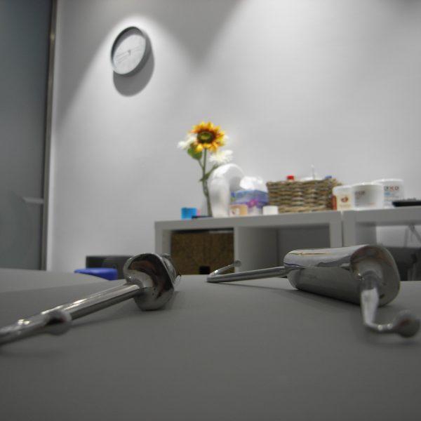 Detalle Umana fisioterapia y osteopatia en Barañain